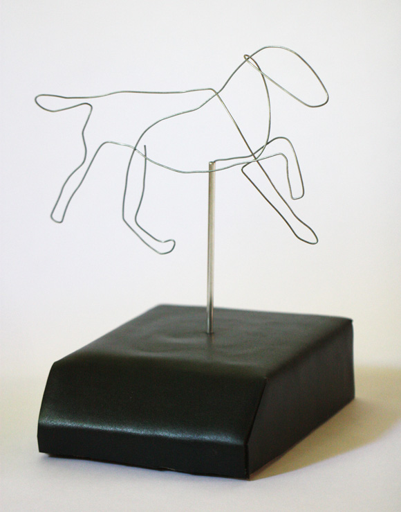 Horse Award Prototype