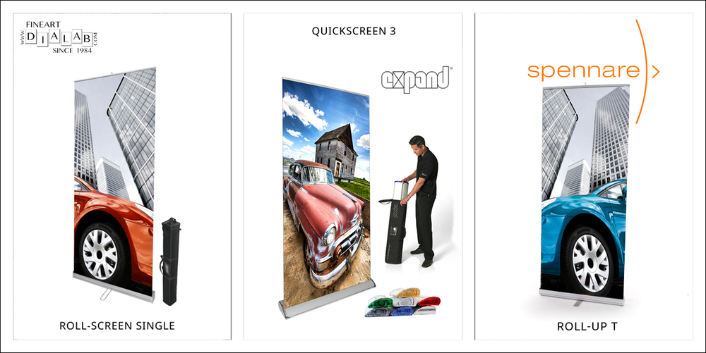 best selling   roll-up models.