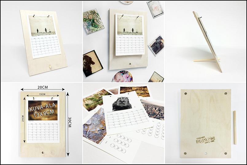 Kuvaa klikkaamalla pääset kalenterin tilaus sivulle.