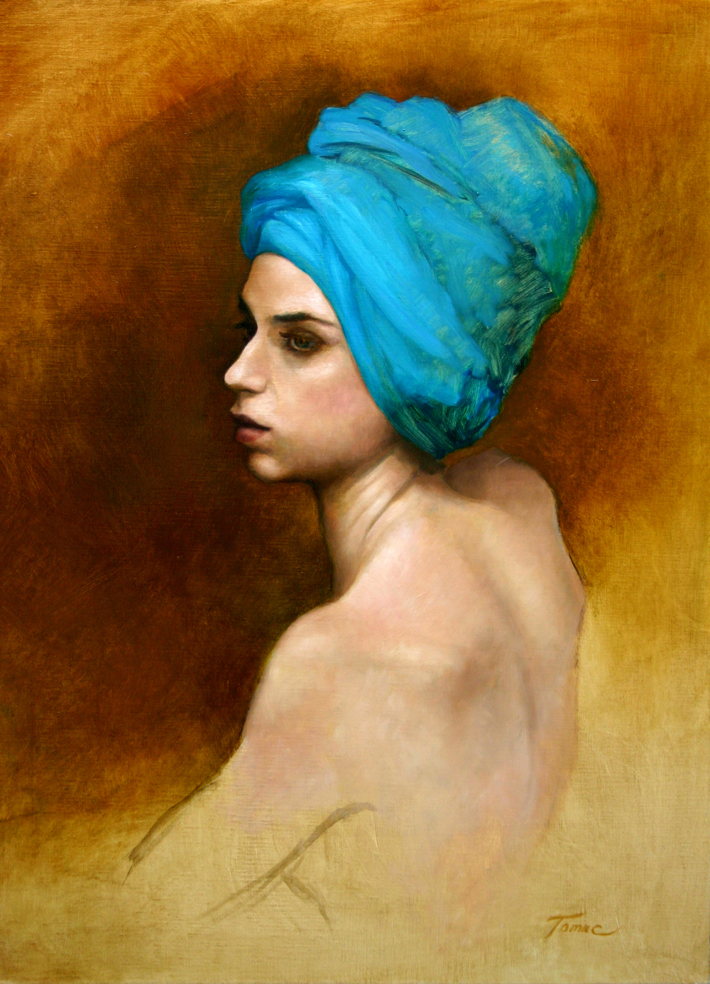 The Tourquoise Turban