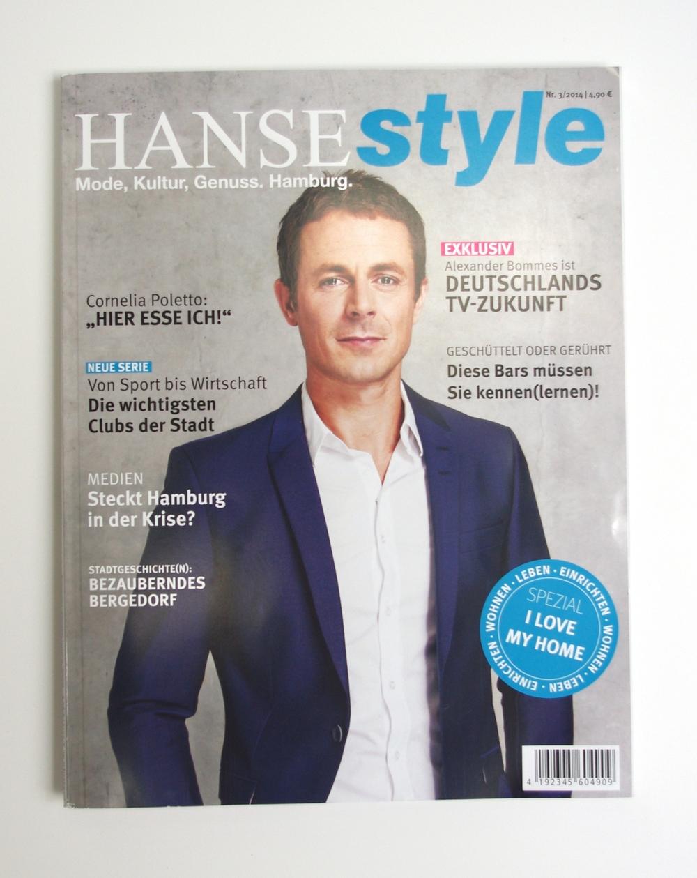 Oktober 2014: Hansestyle