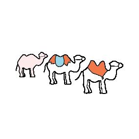MJUKA_Spielaktion_Kamele
