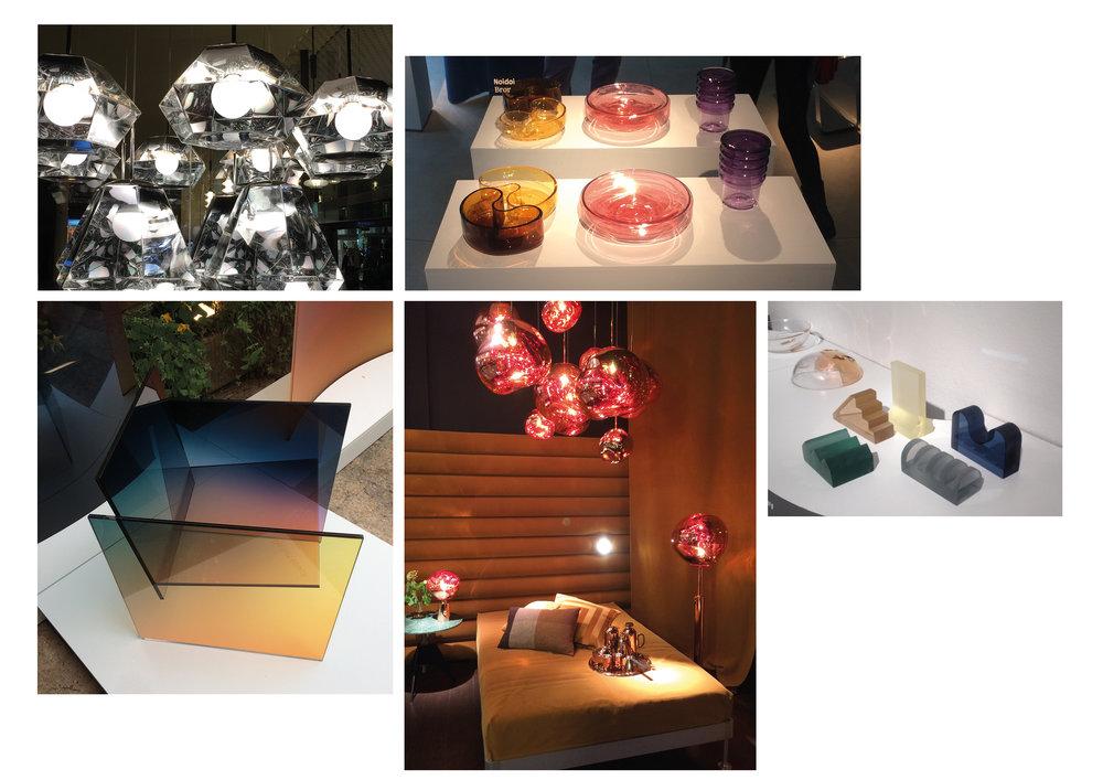 MJUKA_Trend Glas mit Farbe
