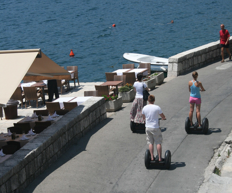 Greetings from Perast, Montenegro.