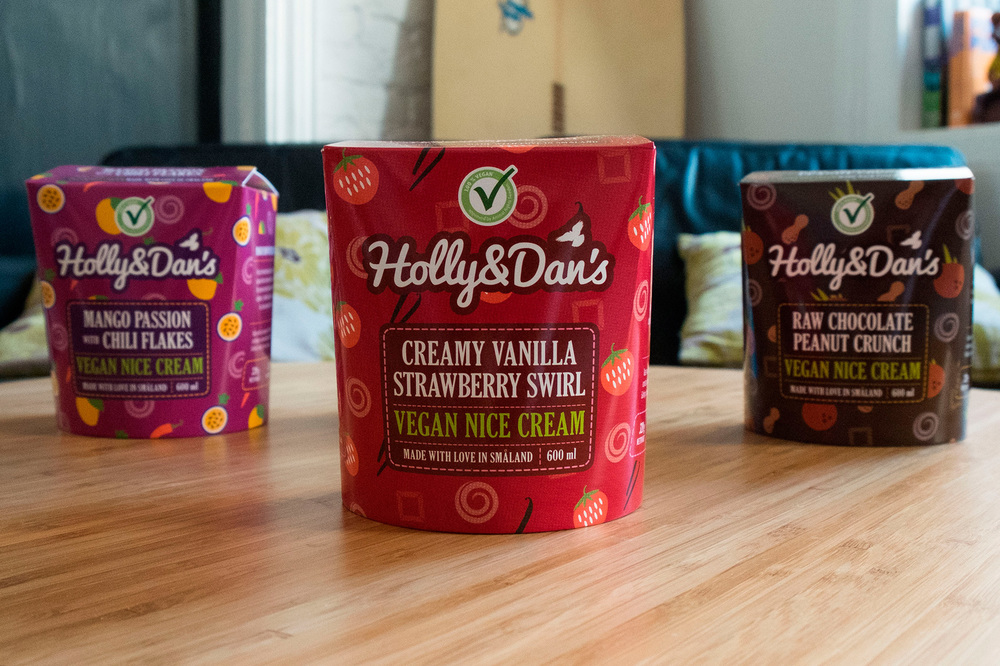 Holly & Dan's Vegan Nice Cream