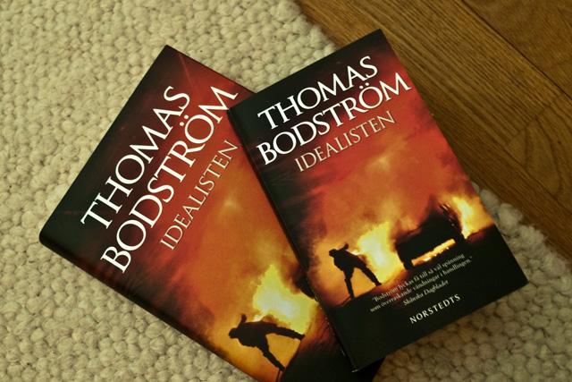 Book Cover - Idealisten.