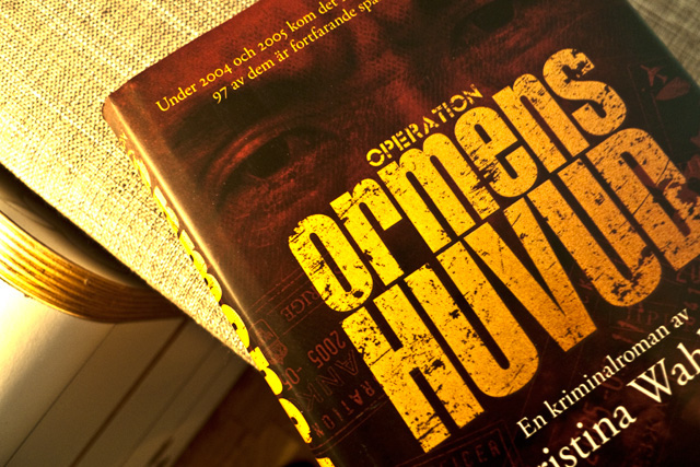 Book Cover Design - Ormens Huvud.