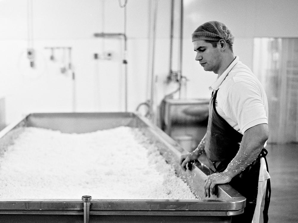 Jan Orenic – Cheesemaker