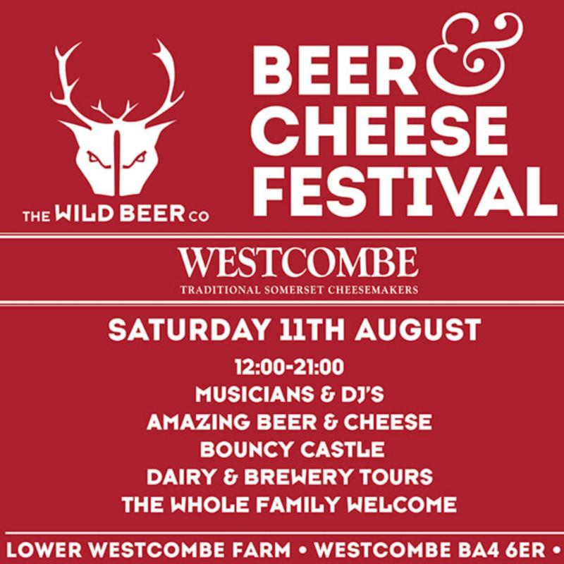 Westcombe Beer & Cheese Festival 2018