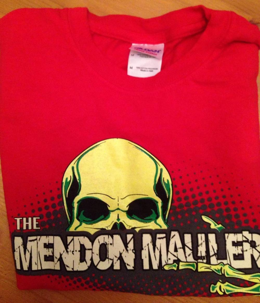 Mendon Mauler 2014 T-Shirt