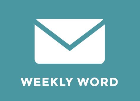 Weekly word with Pastor John Torrens