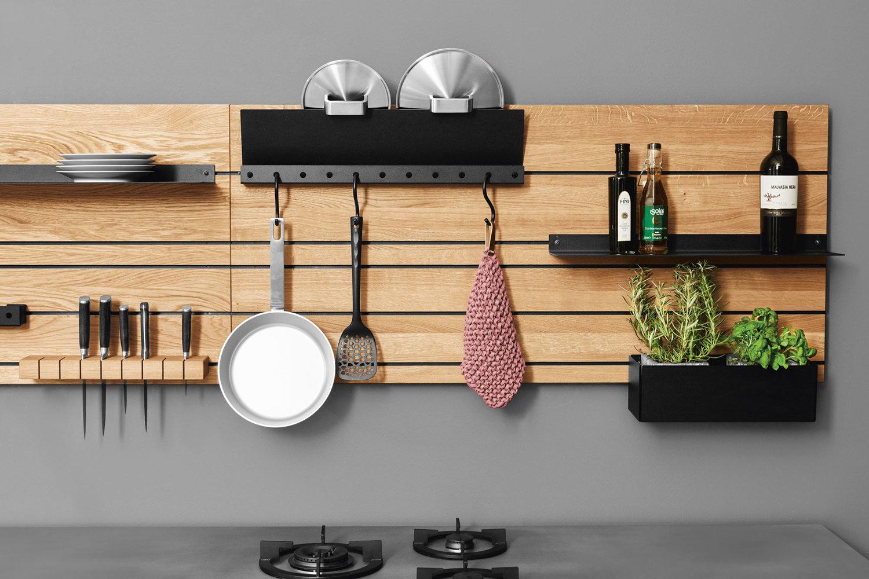Wandpaneel Küche | Wandpaneel Jan Cray Mobel Und Kuchen Aus Hamburg