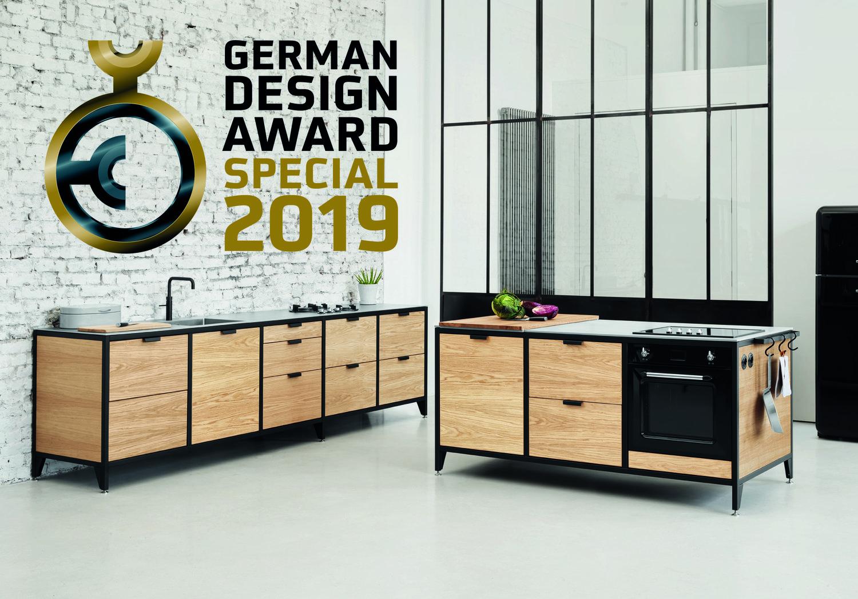 Outdoorküche Möbel Hamburg : Wir gewinnen den german design award 2019 u2014 jan cray u2013 möbel und