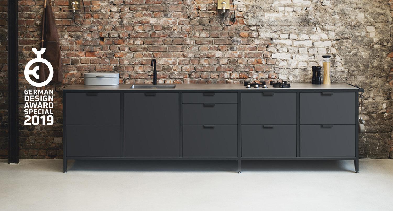 WERK Küche — JAN CRAY – Möbel und Küchen aus Hamburg