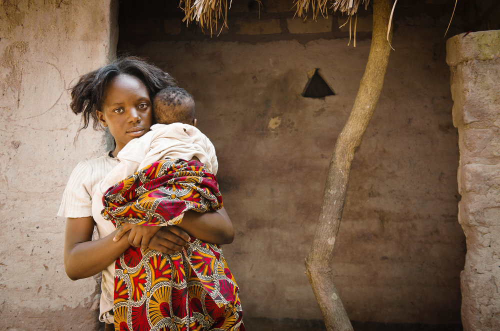 CAMA members are working to prevent child marriage, and reach girls like Doreen (pseudonym), an orphan whose frail grandmother could not afford to send her to school, and who became a child bride at 13.