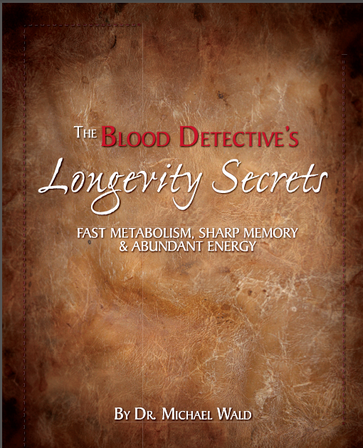 The Blood Detective's Longevity Secrets