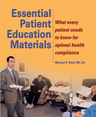 Essential Patient Education Materials: What every patient needs to know
