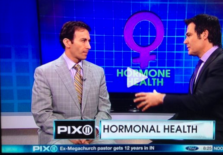 Dr. Michael Wald being interviewed on FOX News about testosterone. To watch this video go the Video section of our website.