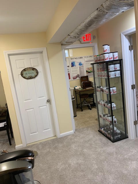 Dr. Wald's office is a healing space  - The Office of Dr. Michael Wald 914-552-1442