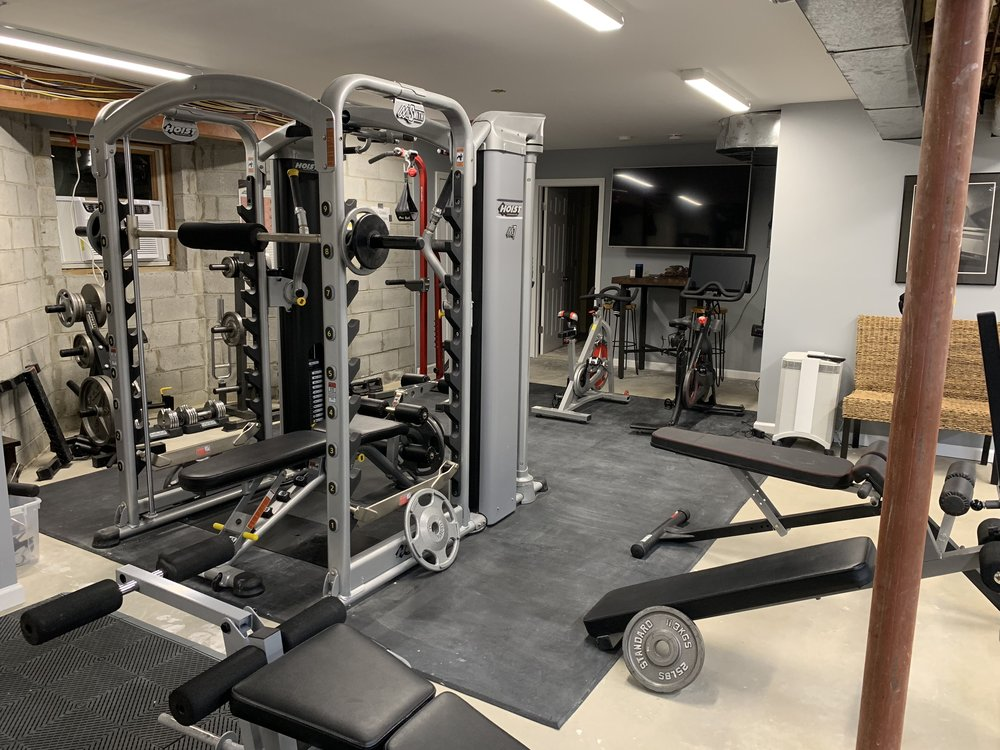 Fitness gym to get you in shape!