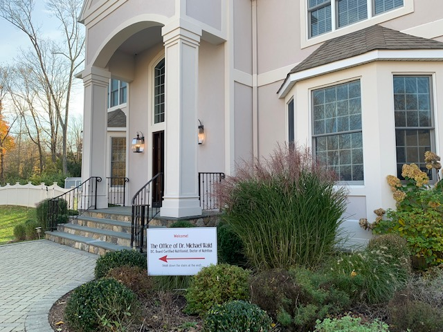 Outside of Integrated Nutrition of Mount Kisco - The office of Dr. Michael Wald