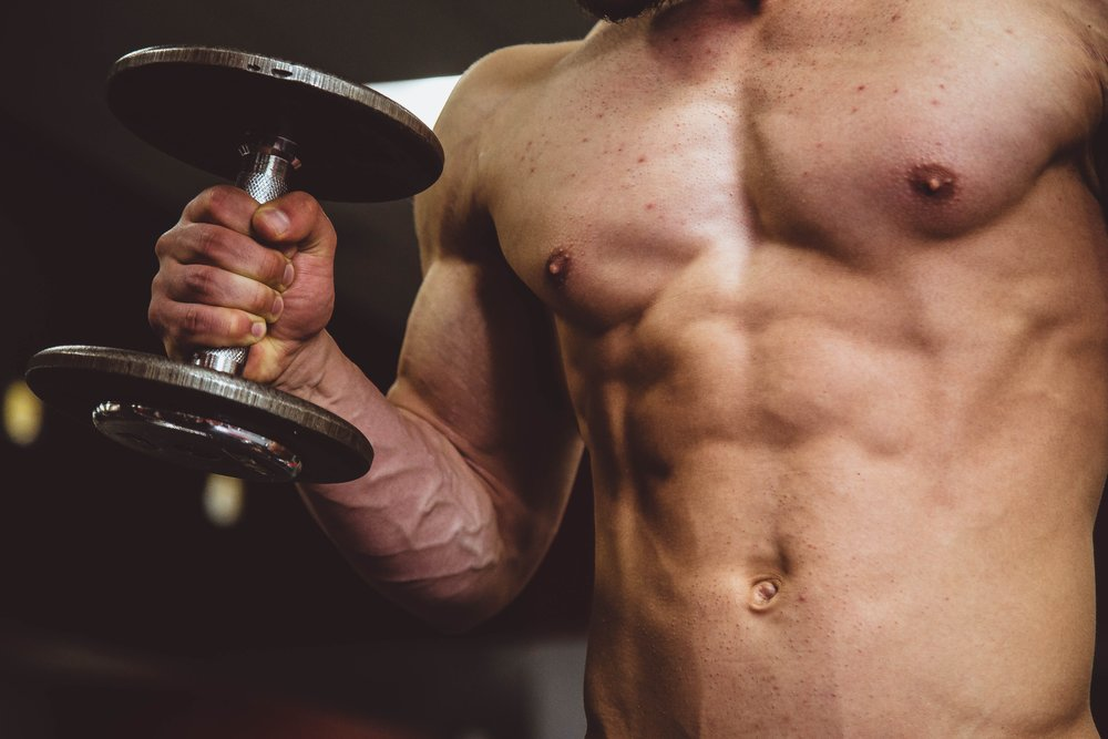 Men! Get fit with Dr. Wald. -