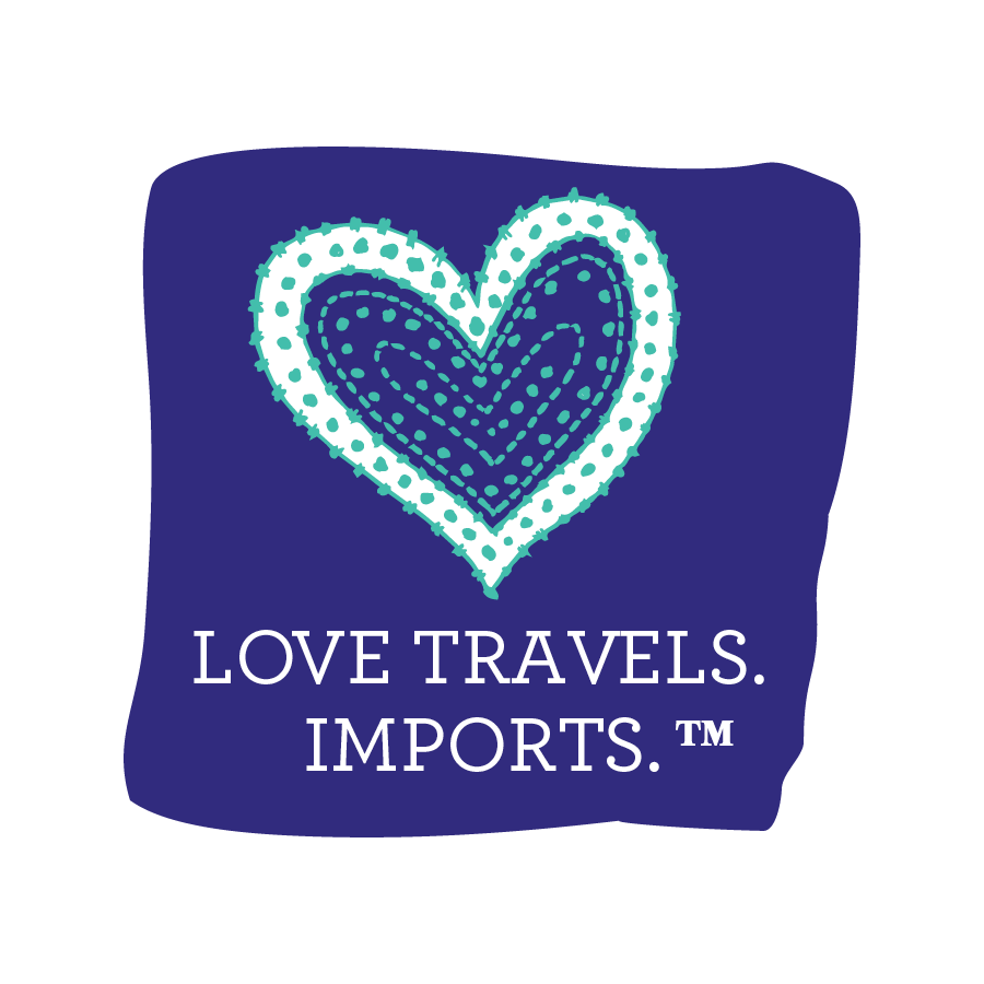 Love Travels. Imports.