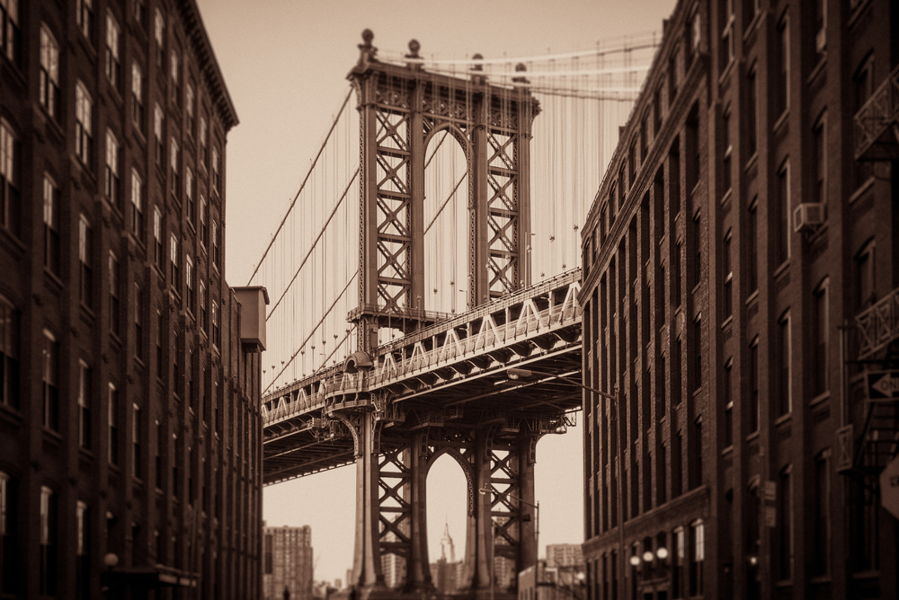 Manhattan Bridge  Dumbo, Brooklyn, NY