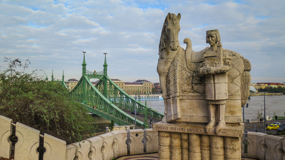 Visiting Budapest in Hungary