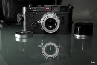 Leica M6 Wetzlar, Elmar 50, ITOOY