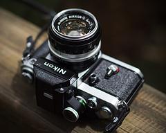 BluePyjamaSyndrome's Nikon F2
