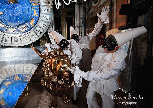 Ballo del Doge 2011 Venice Carnival