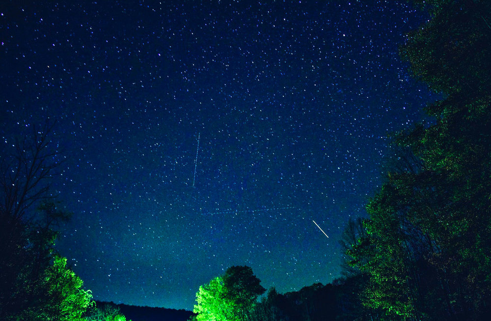 How to See the 2018 Shooting starts or Perseid Meteor Shower