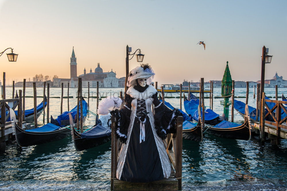 Photo Walk during Venice Carnival 2019
