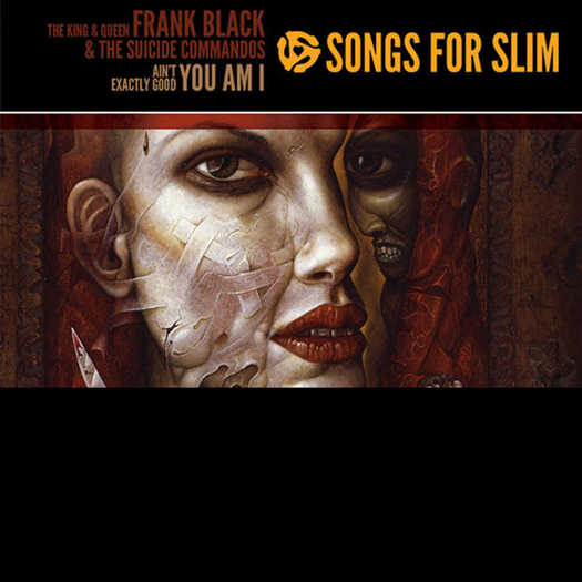 Frank Black & The Suicide Commandos - The King & Queen   (Recording)