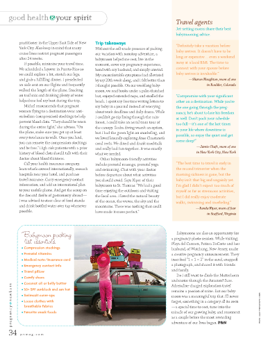 The Babymooners – Pregnancy & Newborn Magazine