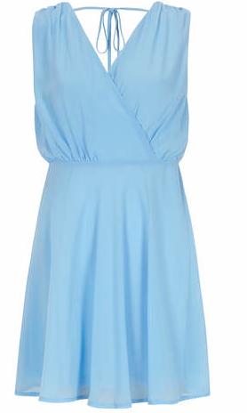 Dorothy Perkins Wrap Skater Dress