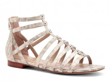 Sole Society Studded Gladiator Sandals