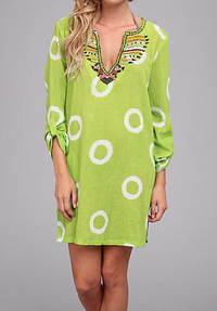 Echo Design Chartreuse Cover-Up