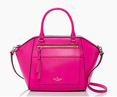 get the look :: Kate Spade York Avenue Small City Duffle