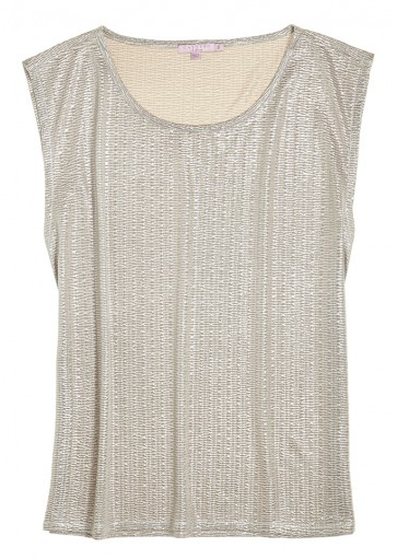 Anary Metallic Tee