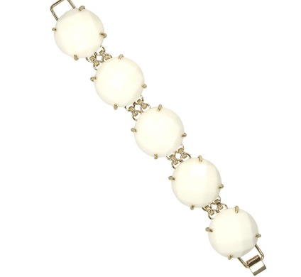 Kendra Scott Cassie Bracelet in White