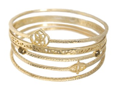 Kendra Scott Jordana Bracelets in Gold