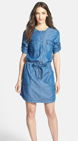 Trina Turk Giovanna Shirtdress