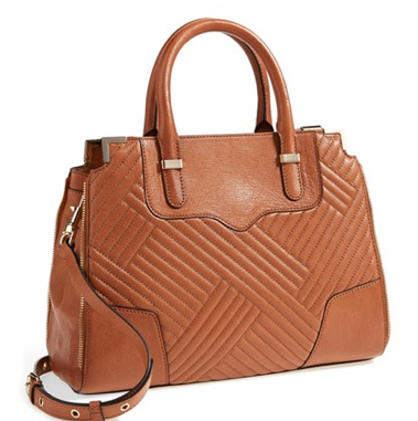 Rebecca Minkoff 'Amorous' Quilted Satchel