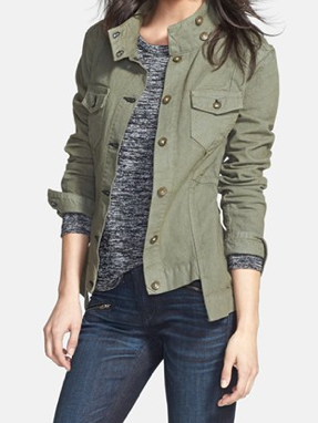 Rag & Bone Olive Green Jacket