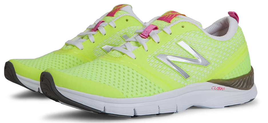 New Balance Mesh 711 in Neon Yellow