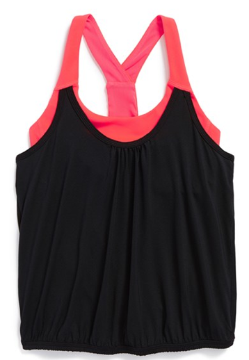 Zella Girl 'Tumble' Tank