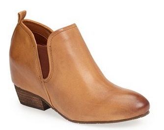 Naya 'Felix' Leather Bootie
