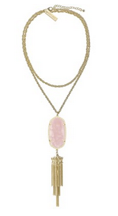 Kendra Scott Rayne in Rose Quartz